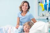 Ребенок в стационаре: права родителей