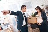 В каких случаях увольнение беременных возможно